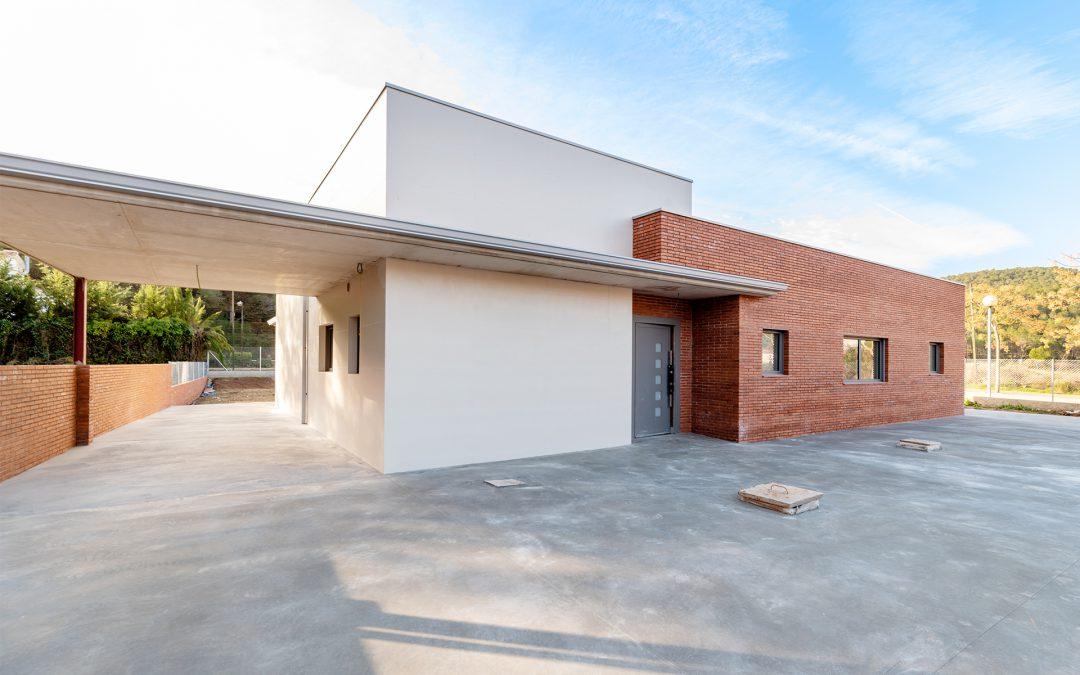 Casas de altísima eficiencia energética con materiales tradicionales