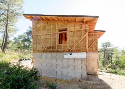 Casa de Paja en Begues